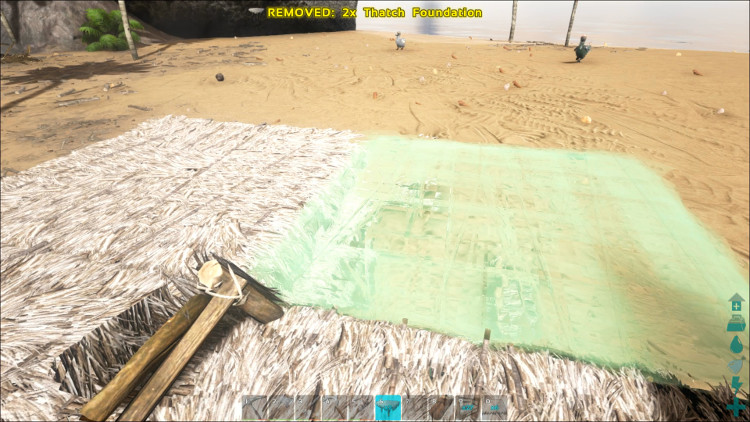 ark survival how to build elevated foundation