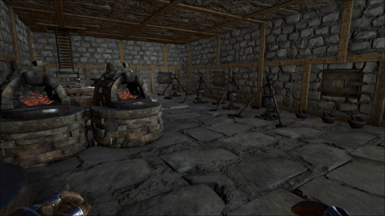 In Ark bulk crafting will quickly become a nescessity of survival. Luckily most things can be crafted in builk.