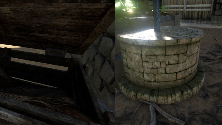 The water reservoir and compost bin from Ark: Survival Evolved add an extra boosts to farms.