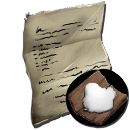 Dyes are variants of a Decorative Rockwelll Recipe found in Ark: Survival Evolved