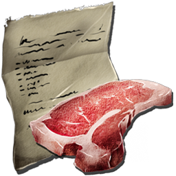 Shadow Steak Saute is one of the Rockwell Recipes that can be found in Ark: Survival Evolved.