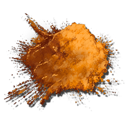 Sparkpowder is created using flints and stone in the Mortar and Pestle. It is used in crafting, preserving bins, and as a fuel source for fires in Ark.